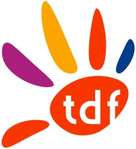 07730721-photo-tdf-logo